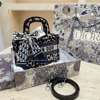 Dior - Christian Dior レディディオール カナージュ1
