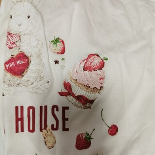 PINK HOUSE - pink house ウサギtシャツ