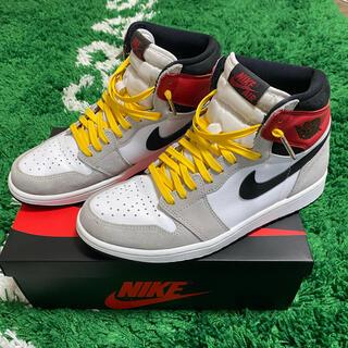 NIKE - Nike AIR JORDAN 1 Smoke Gray  27.5cm
