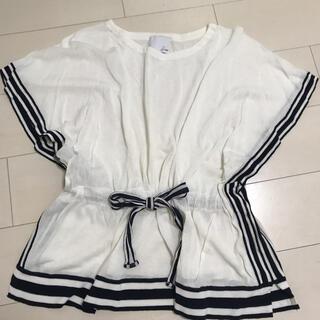アクアガール(aquagirl)のSono ソーノ ポンチョ カットソー(カットソー(半袖/袖なし))
