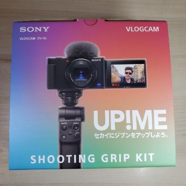 SONY(ソニー)の専用出品 SONY ZV-1G未使用品  スマホ/家電/カメラのカメラ(コンパクトデジタルカメラ)の商品写真
