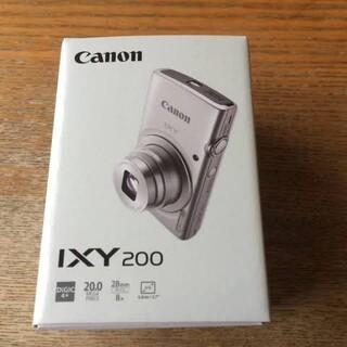 CANONIXY 200(コンパクトデジタルカメラ)
