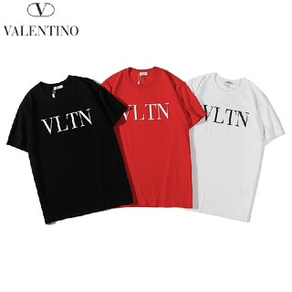 ☆Tシャツ新品☆Valentino1#☆ヴァレンティノ☆在庫処分2枚8000円(Tシャツ/カットソー(半袖/袖なし))