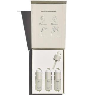 アリシアスタン(ALEXIA STAM)のfavs ファブス PEPTIDE HYDRATING AMPULE(美容液)