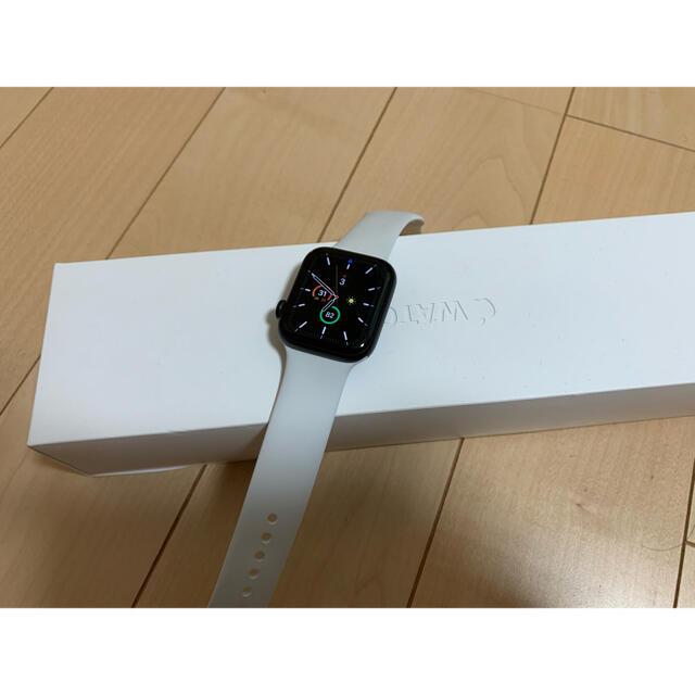 Apple Watch(アップルウォッチ)の【保証付】Apple Watch series6 44mm メンズの時計(腕時計(デジタル))の商品写真