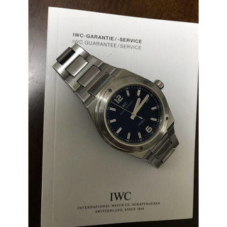 IWC - IWC インヂュニア IW322701