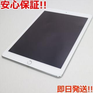 アップル(Apple)の美品 SIMフリー iPad Air 2 Cellular 32GB シルバー (タブレット)