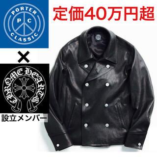 PORTER - ★伝説★定価40万超★ ポータークラシック ゴートレザーライダースジャケット