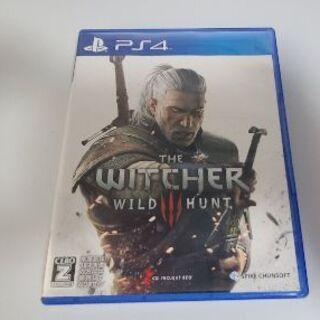 PS4 ウィッチャー3