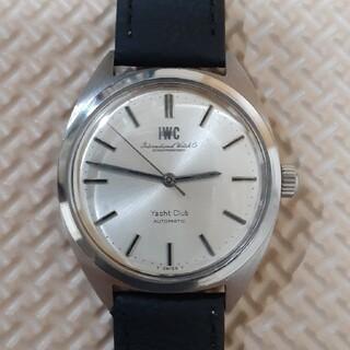 インターナショナルウォッチカンパニー(IWC)のIWC ヨットクラブ オールドインター ペラトン(腕時計(アナログ))