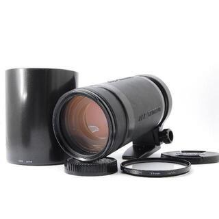 美品 TAMRON AF 200-400mm F5.6 LD ソニーα(レンズ(ズーム))
