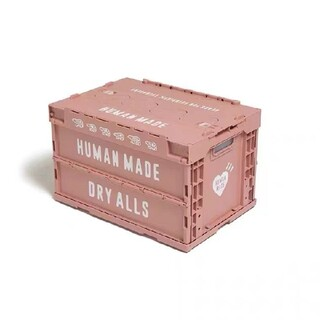 Human made container 50L Pink
