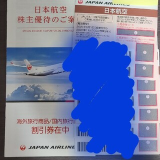 JAL 日本航空 株主優待(その他)