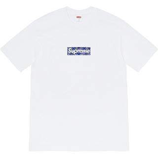 2枚8000円送料込み SUPERME ロゴ付き Tシャツ 新品 シンプル