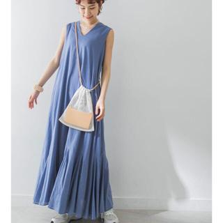 DEUXIEME CLASSE - 大人気 MARIHA マリハ  夏の月影のドレス ワンピース