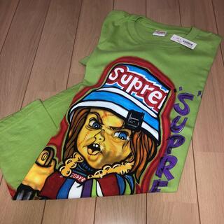 Supreme - supreme FORTY DEUCE チャッキーtee  XL