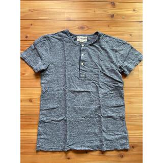 Denim & Supply Ralph Lauren - デニム&サプライ ボーダー ヘンリーネック Tシャツ Sサイズ ラルフローレン