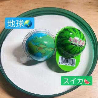 DaDa2個セット 地球グミ スイカグミ(菓子/デザート)