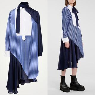 sacai - SACAI 21SS Cotton Poplin Dress サイズ 2 新品
