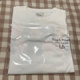 King & Prince L& ツアーTシャツ