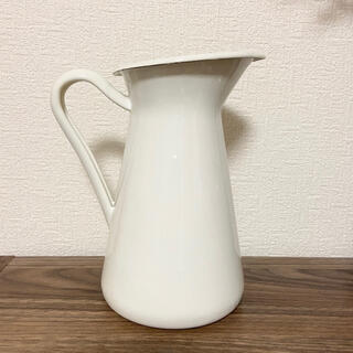 IKEA - IKEA イケア ホーロー 花瓶