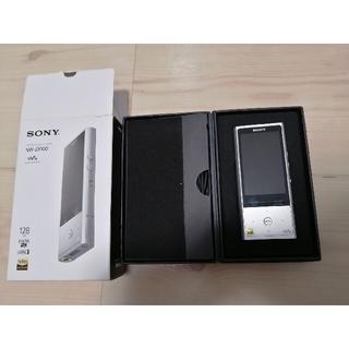 ソニー(SONY)のソニー ウォークマン NW-ZX100 ポータブルオーディオプレーヤー(ポータブルプレーヤー)