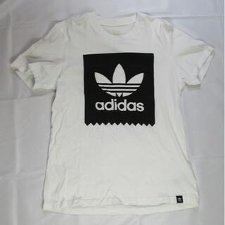 adidas - メンズ★【adidas/アディダス】 トレフォイロゴプリントTシャツ Mサイズ