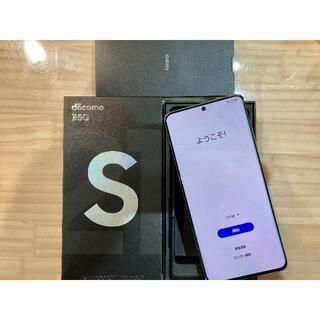 Galaxy - Galaxy S21 Ultra 5G docomo 未使用品 シルバー 256