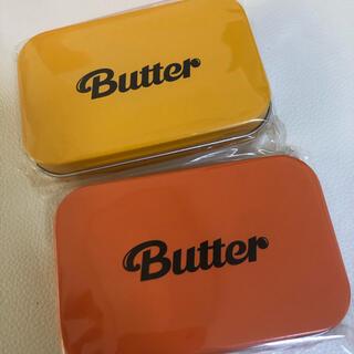 BTS Butter cream peach weverse ウィバス
