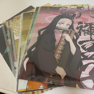 セガ(SEGA)の【鬼滅の刃】クリアファイル 10枚セット(クリアファイル)
