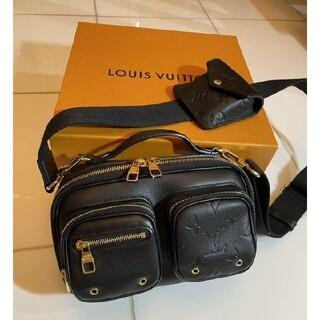 LOUIS VUITTON - 超美品 ルイヴィトン M80450 ユーティリティ・クロスボディ