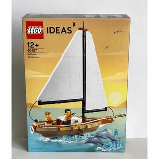 Lego - 【新品】レゴ LEGO IDEAS 40487 ヨットの冒険
