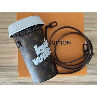 ルイヴィトン(LOUIS VUITTON)の新品‼️2021秋冬Louis Vuitton コーヒーカップ タンブラー(ショルダーバッグ)