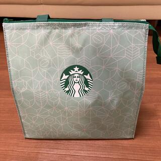Starbucks Coffee - スターバックス リサイクルポリステルクーラーバック