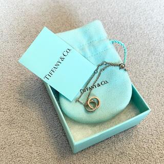 Tiffany & Co. - ティファニーのインターロッキングブレスレット