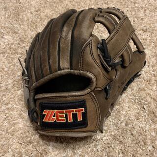 ZETT - ゼット 軟式 グローブ