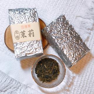 台湾茶 花壇茉莉ジャスミン茶 75g 2021春茶 新茶 (茶)