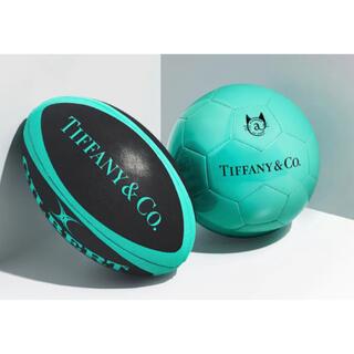 Tiffany & Co. - ティファニー Tiffany キャットストリート サッカーボール ラグビーボール