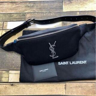 Saint Laurent - サンローラン モノグラム ボディバッグ ベルトバッグ