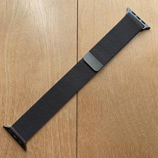 Apple Watch - Apple Watch 純正 ミラネーゼループ グラファイト 44mm