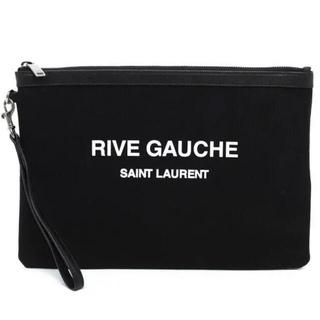 サンローラン(Saint Laurent)のSAINT LAURENT クラッチバッグ RIVE GAUCHE 即購入可(セカンドバッグ/クラッチバッグ)