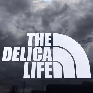 デリカ デリカd5  ステッカー