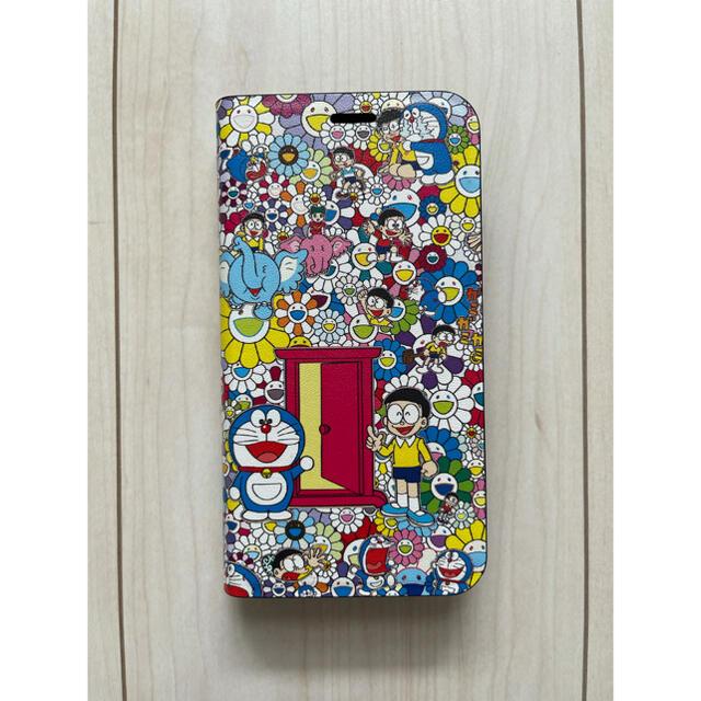 iPhone(アイフォーン)のドラえもん展 会場限定 iPhoneケース XS/S 村上隆 カイカイキキ スマホ/家電/カメラのスマホアクセサリー(iPhoneケース)の商品写真