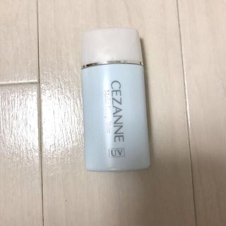 CEZANNE(セザンヌ化粧品) - セザンヌ 皮脂テカリ防止下地 ライトブルー