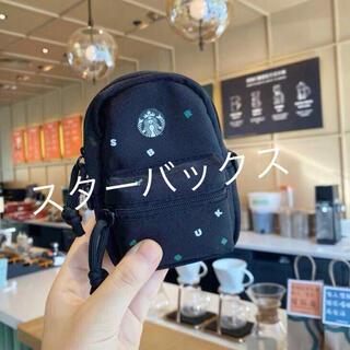 Starbucks Coffee - スタバ 海外限定 スターバックス ショルダーバッグ 小物入れ コインケース