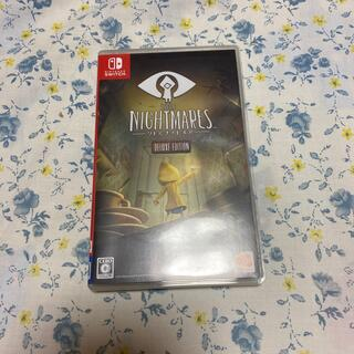 LITTLE NIGHTMARES -リトルナイトメア- Deluxe Edit(家庭用ゲームソフト)