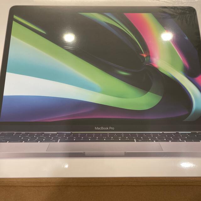 Apple(アップル)のMacBook Pro 13インチ 256GB 2021年モデル スマホ/家電/カメラのPC/タブレット(ノートPC)の商品写真