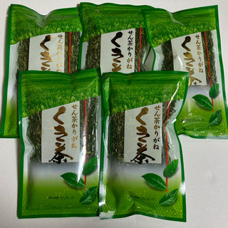 国産 くき茶 せん茶かりがね  緑茶 5袋(茶)