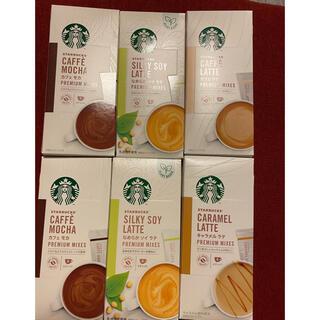Starbucks Coffee - スターバックスプレミアムミックス6箱