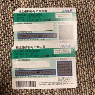 エーエヌエー(ゼンニッポンクウユ)(ANA(全日本空輸))の2枚セット(その他)